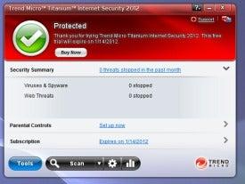 Trend micro titanium internet security activation code